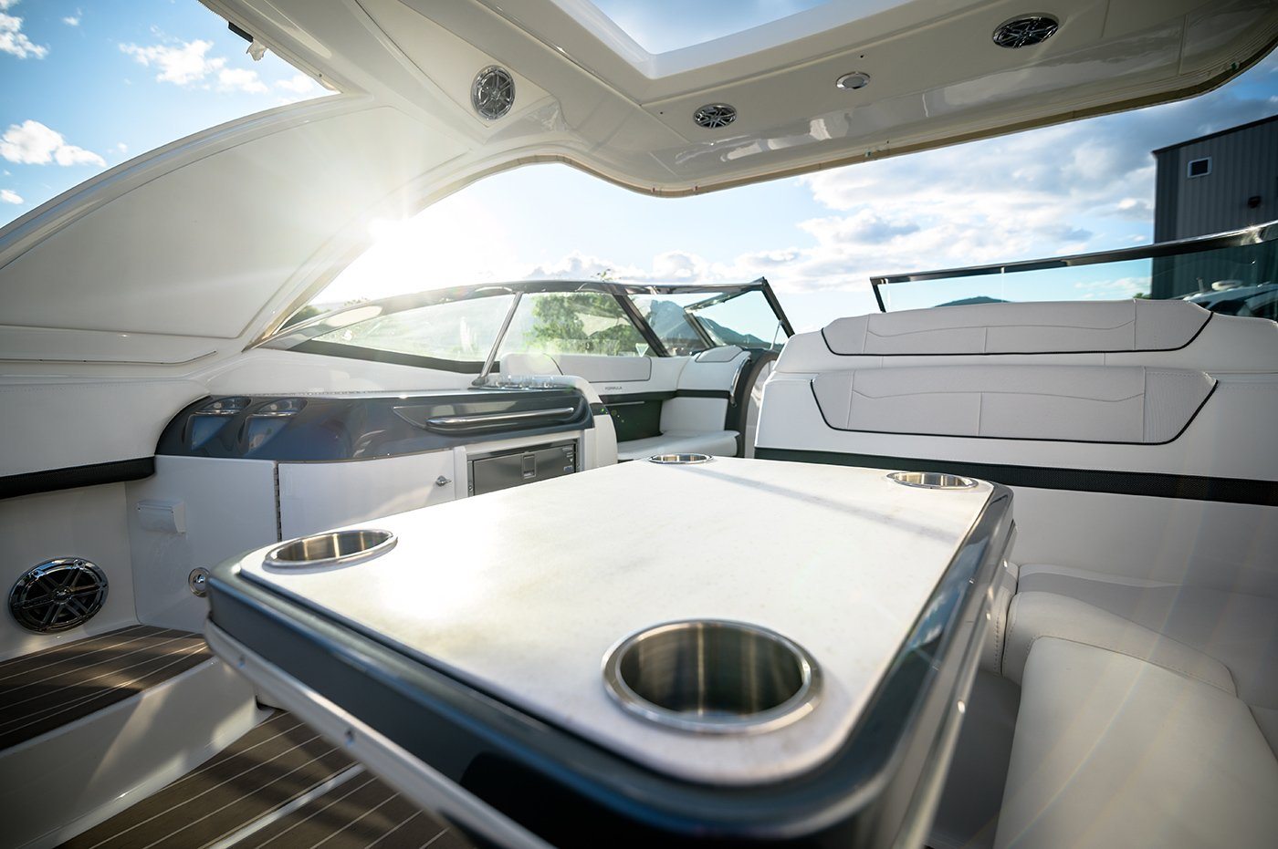 We've been detailing boats for more than 30 years in Kelowna BC - Flagship Marine