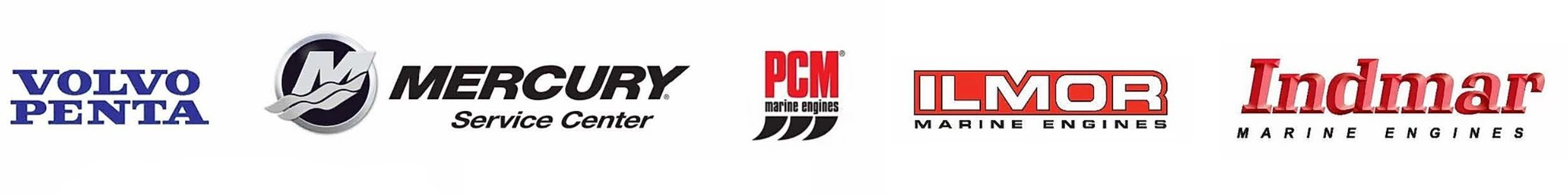 Flagship Marine offers servicing and parts for Volvo Penta, Mercury, PCM, Ilmor and Indmar engines.